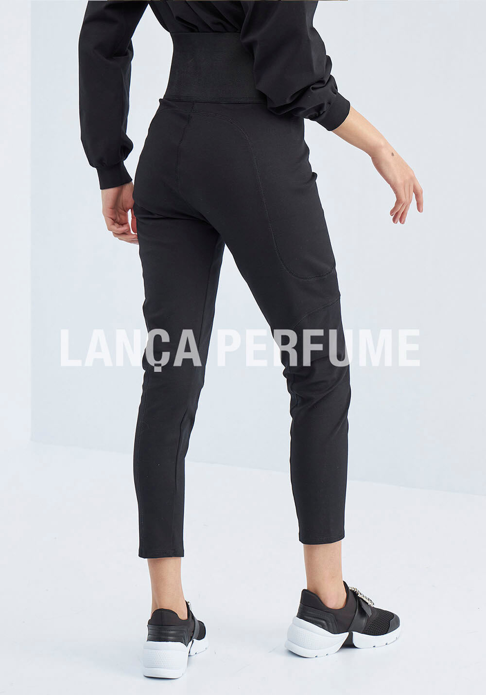 LEGGING LANÇA PERFUME CÓS COM ASSINATURA LANÇA PERFUME